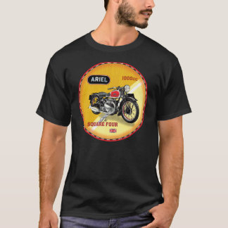 Ariel square four vintage motorcycle T-Shirt