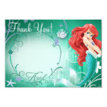 Ariel Thank You Cards