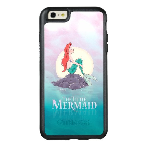 Ariel | The Little Mermaid - Pearlescent Princess Phone Case