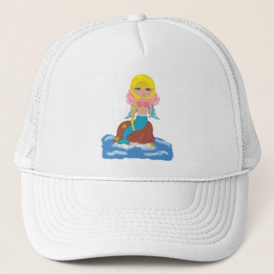 Ariel the Merfaery Cap