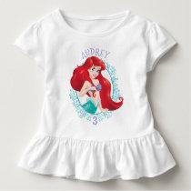 Ariel | Under the Sea Adventure Birthday Toddler T-shirt