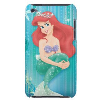 Ariel y castillo iPod Case-Mate protectores