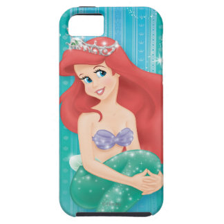Ariel y castillo iPhone 5 Case-Mate cárcasa