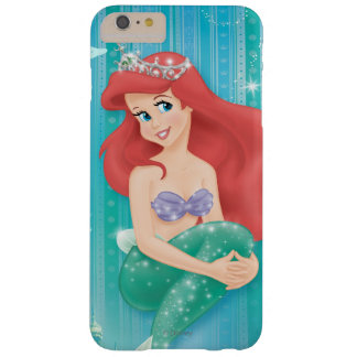 Ariel y castillo funda de iPhone 6 plus barely there