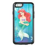 Ariel y castillo funda otterbox para iPhone 6/6s