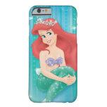 Ariel y castillo funda para iPhone 6 barely there