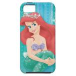 Ariel y castillo iPhone 5 carcasa