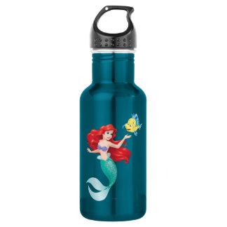 Ariel y platija