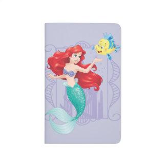 Ariel y platija cuadernos