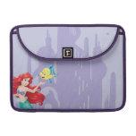 Ariel y platija fundas macbook pro
