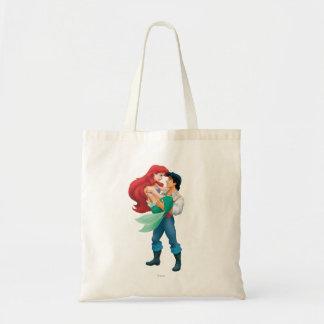 Ariel y príncipe Eric Bolsas