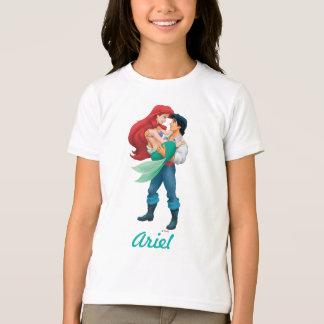 Ariel y príncipe Eric Playera