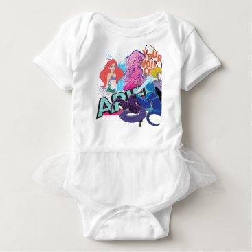 Disney Themed Ariel | Your Voice Baby Bodysuit