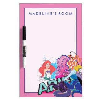 Ariel | Your Voice Dry Erase Board