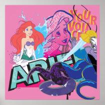 Ariel   Your Voice Poster