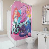 Ariel | Your Voice Shower Curtain
