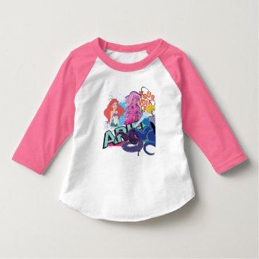 Disney Themed Ariel | Your Voice T-Shirt