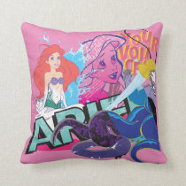 Ariel | Your Voice Throw Pillow