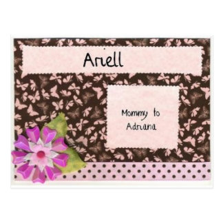 Ariell Postcard