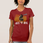 Arielle BAM! Comic Sealth Women's Dark Tshirt