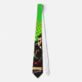 Arielle BAM! Comic Tie