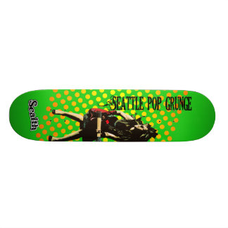 Arielle BAM! Rock Skateboard