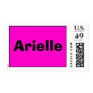 Arielle Stamp