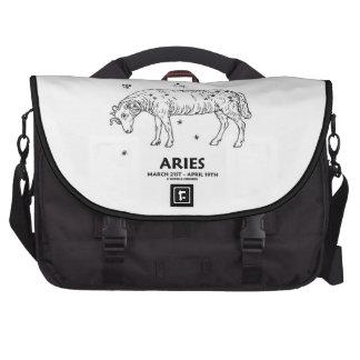 Aries (21 de marzo - 19 de abril) el espolón bolsas de portatil