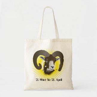 Aries 21. March until 20 April bag