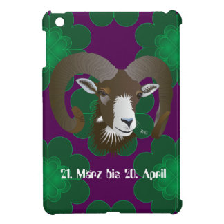 Aries 21. March until 20 April iPad mini covering Case For The iPad Mini