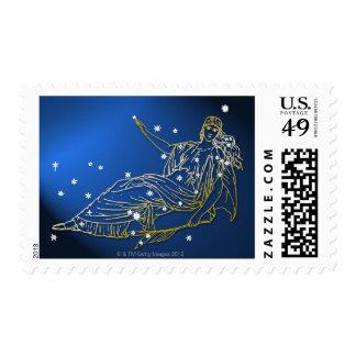 Aries 2 postage