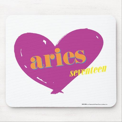 Aries 2 tapetes de raton