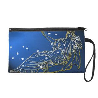 Aries 2 wristlet purse