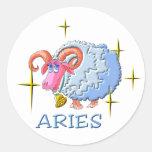 Aries 3 (estrellas) etiqueta