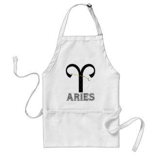 Aries Adult Apron