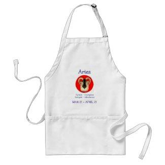 'Aries' Apron apron