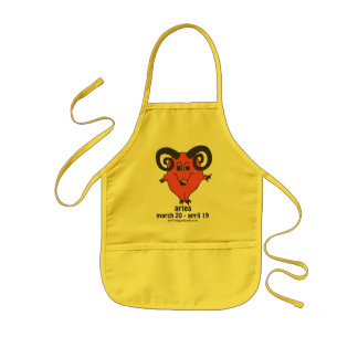 Aries Apron for Kids Kids Apron