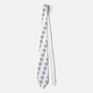 Aries Art Neck Tie