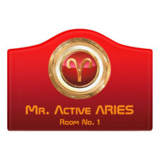 Aries Astrological Sign