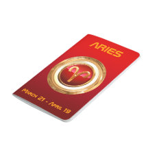 Aries Astrological Sign Journal