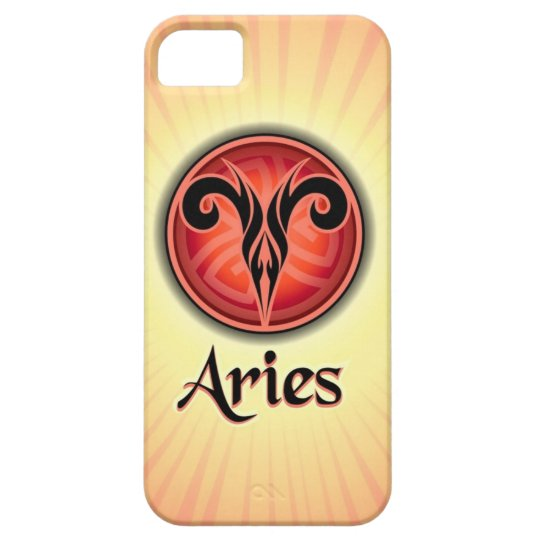 Aries Astrology iPhone 5 Case
