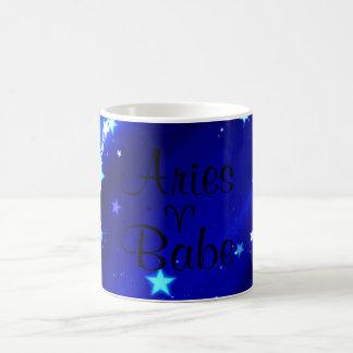 Aries Babe Mug