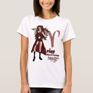 Aries Baby Doll (Fitted) T-Shirt