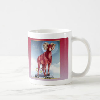 Aries Birthday Mug