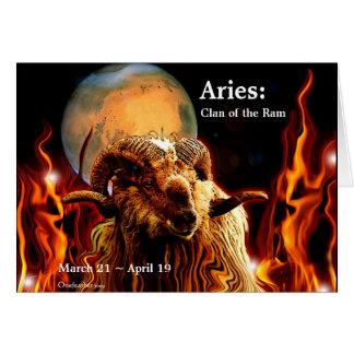 Aries card 1