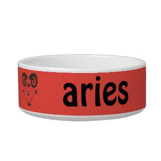 Aries Cat Bowl