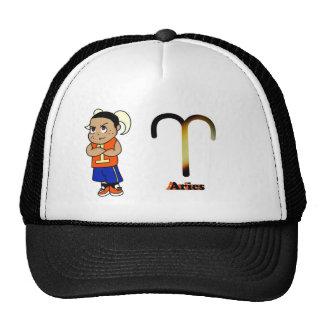 Aries Chibi Mesh Hat
