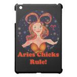 Aries Chicks Rule! iPad Mini Covers