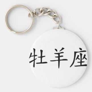 Aries - chino llaveros