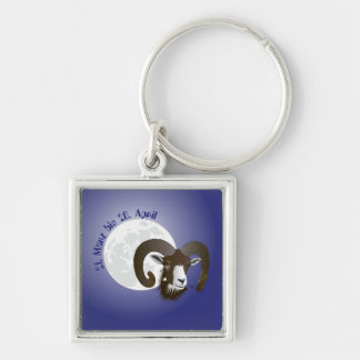 Aries - constellation key supporter key chain